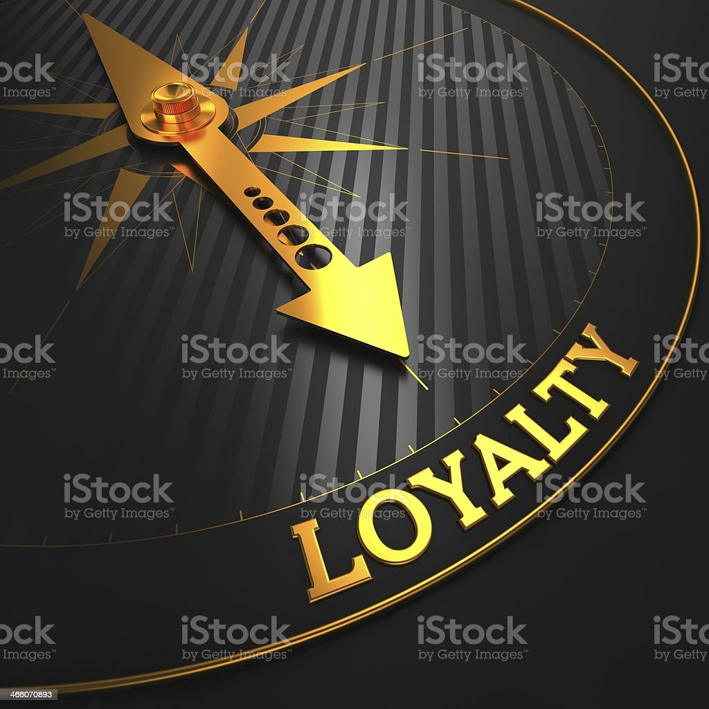 Loyalty Concept. stock photo