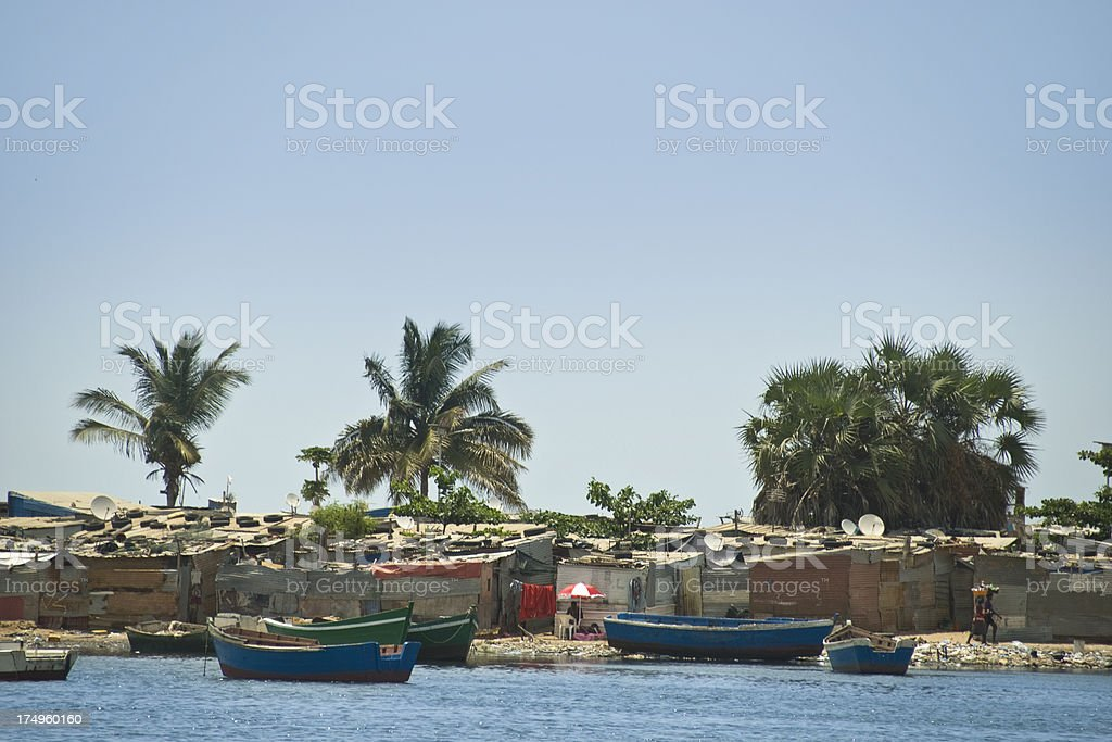 Luanda stock photo