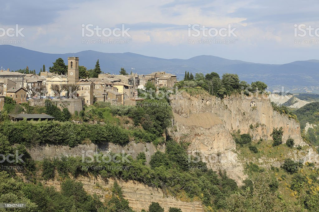 Lubriano, Province of Viterbo, Lazio Italy royalty-free stock photo