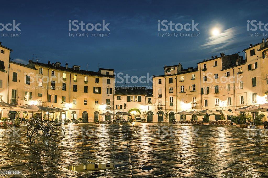 Lucca stock photo
