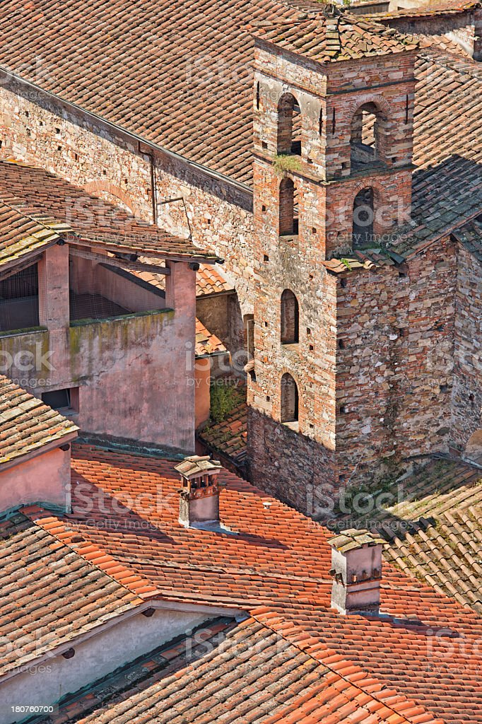 Lucca royalty-free stock photo