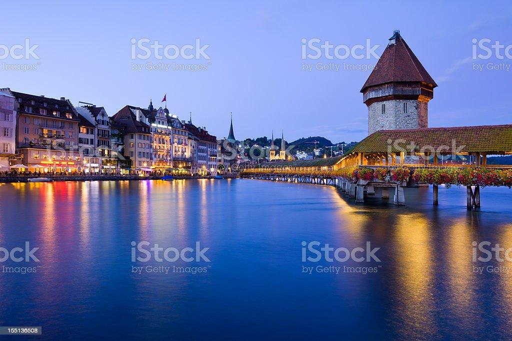 Lucerne, Switzerland royalty-free stock photo