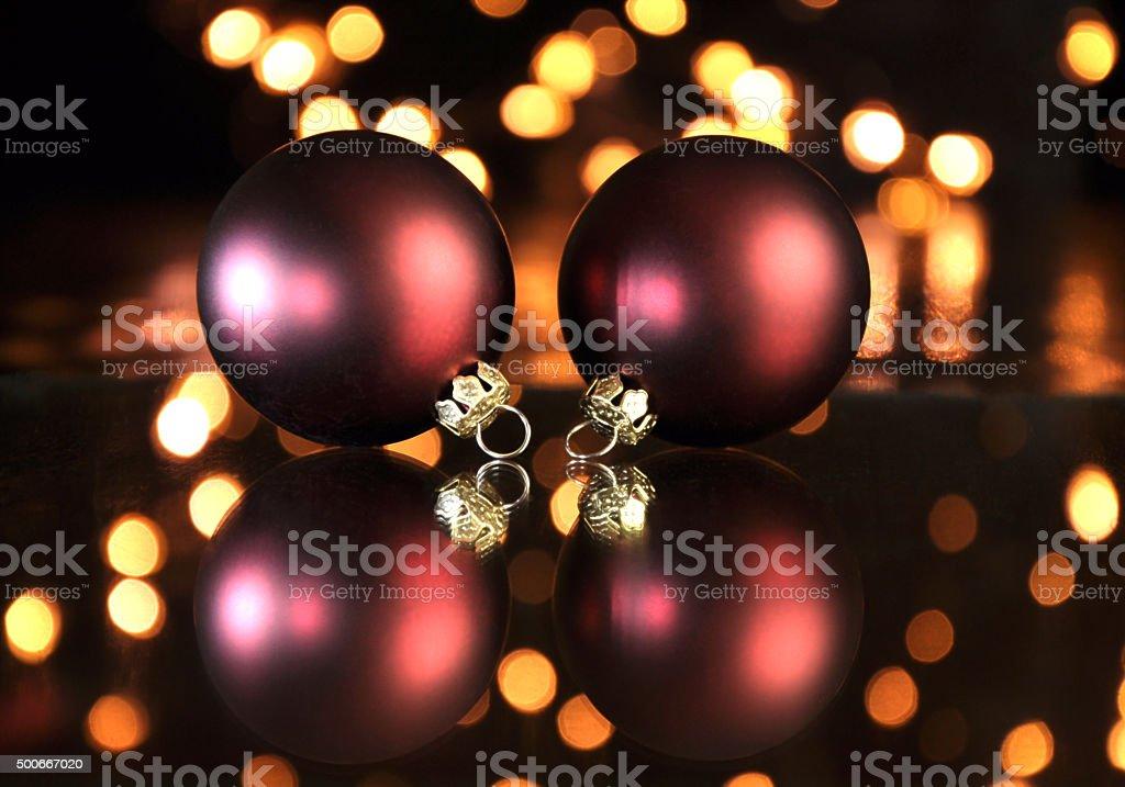 행운의 클로버 크리스마스 royalty-free 스톡 사진