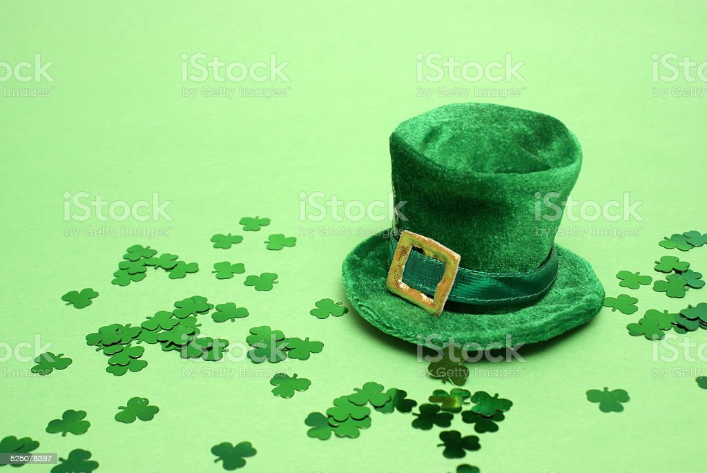 Lucky Hat stock photo