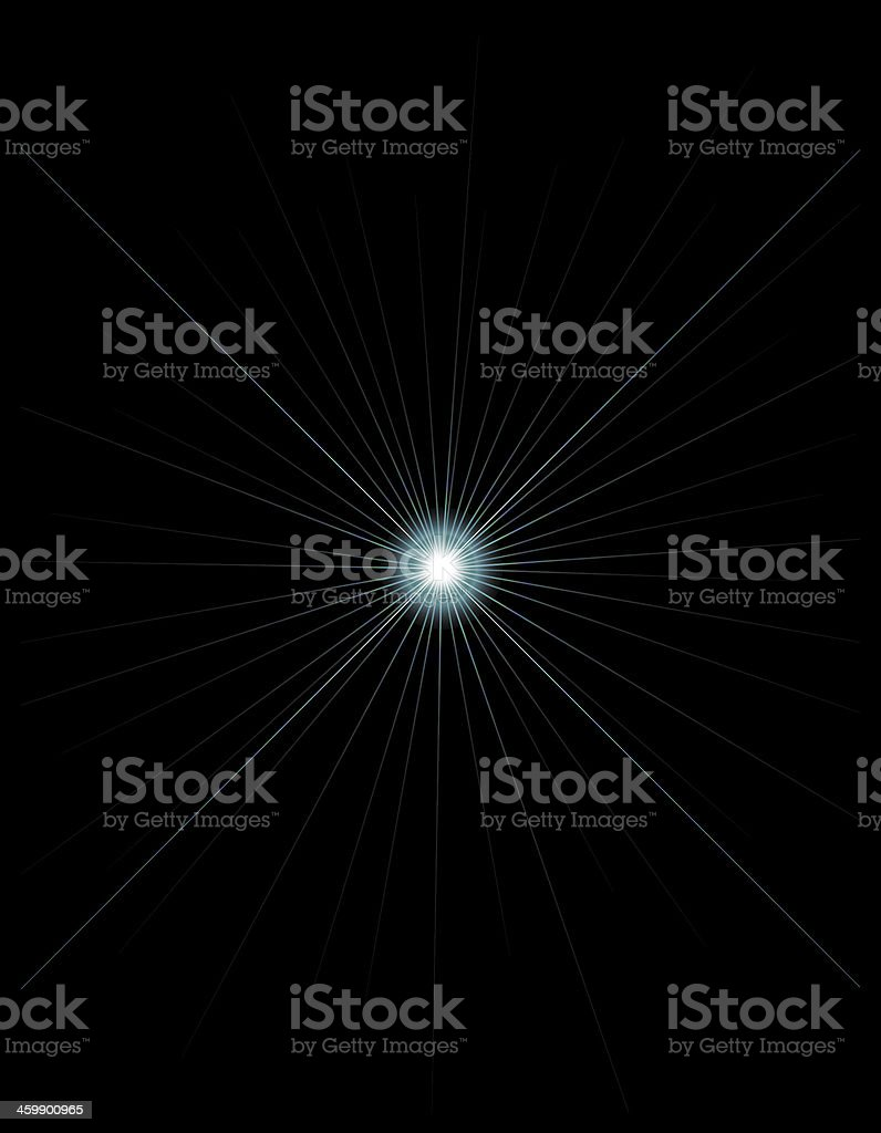 Lucky Star (Star-Shaped) royalty-free stock photo