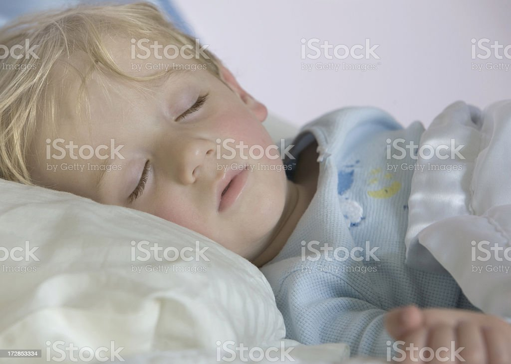 Lullaby and Goodnight stock photo