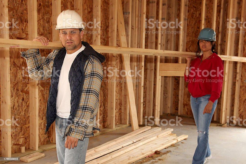 Lumber royalty-free stock photo