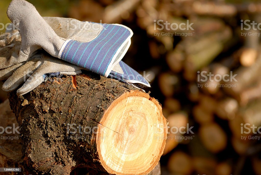 lumber works royalty-free stock photo