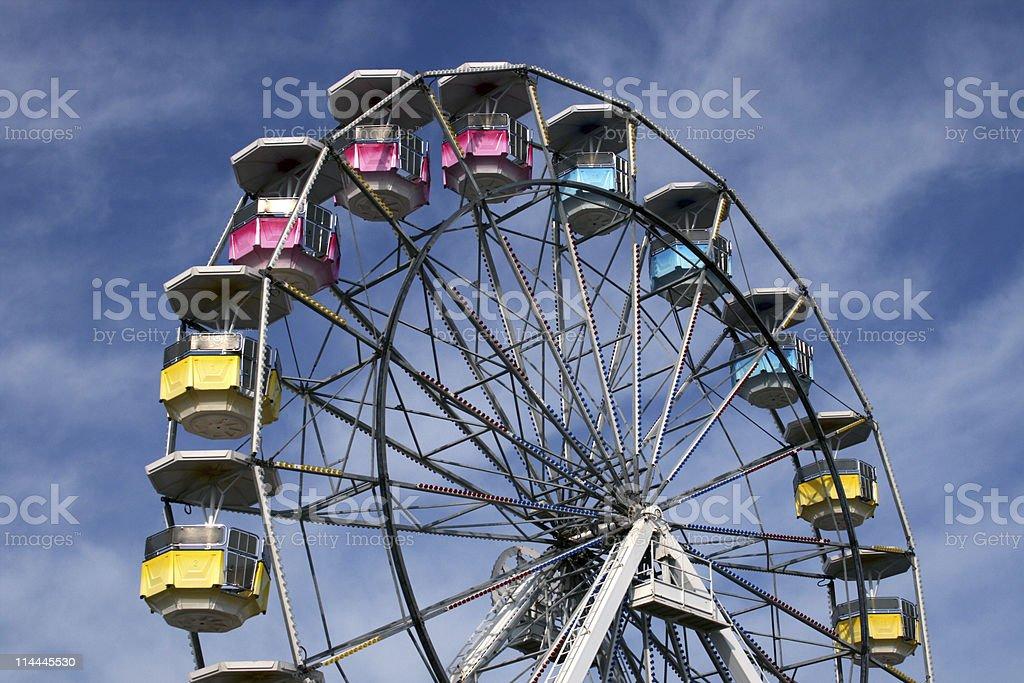 Luna park royalty-free stock photo