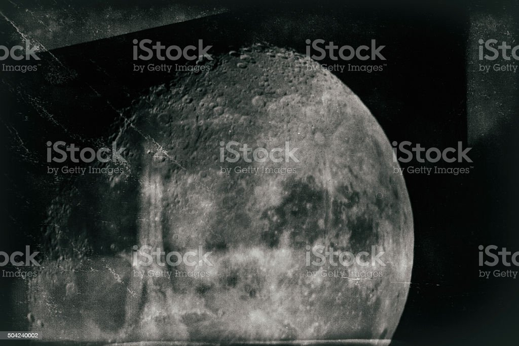 lunar stock photo