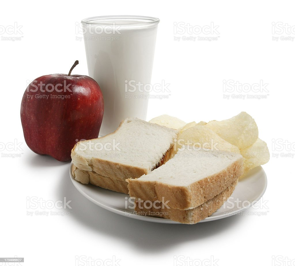 Lunch 2 royalty-free stock photo