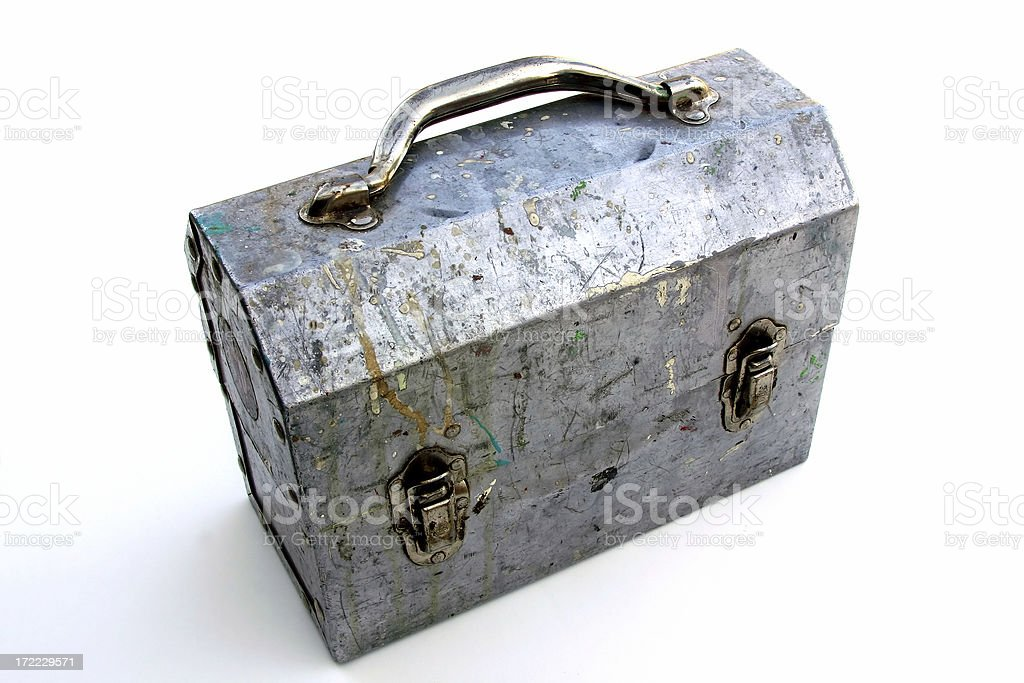 Lunch Box # 2 royalty-free stock photo