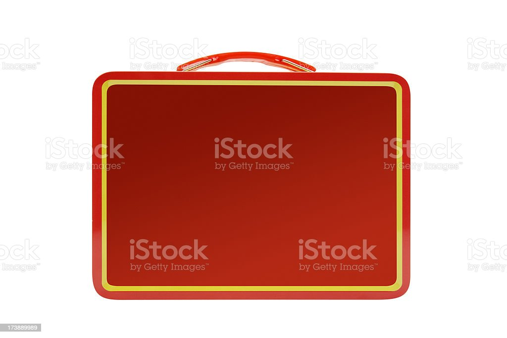 Lunch Box royalty-free stock photo