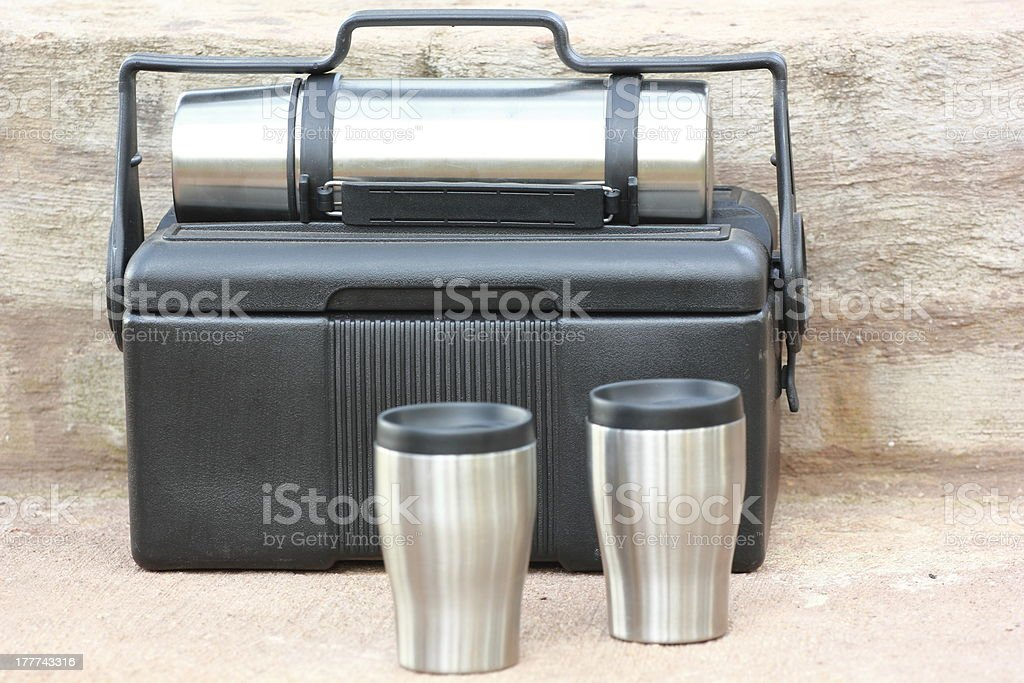 Lunch Lugger royalty-free stock photo