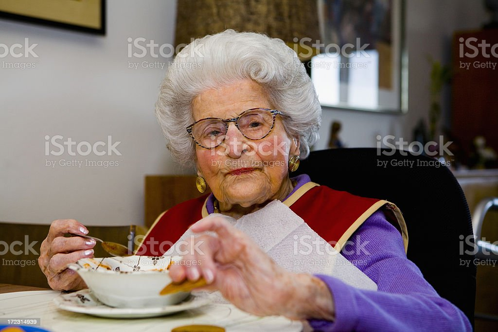 Lunch stock photo