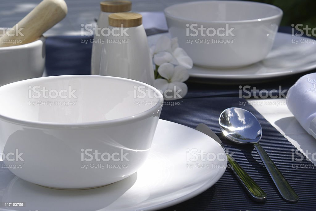 Lunch time 2 royalty-free stock photo