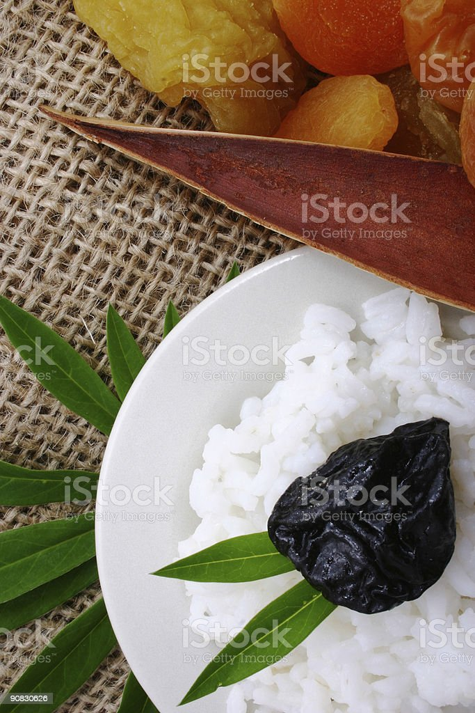 Lunchtime stock photo