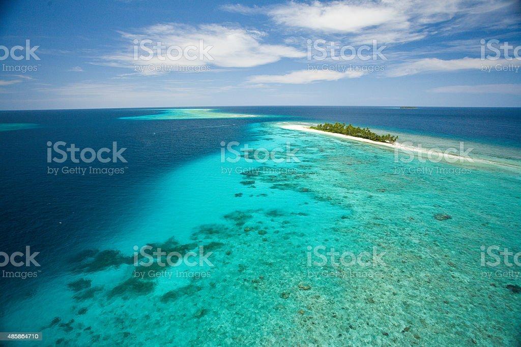 Lusancay Islands, Papua New  Guinea stock photo