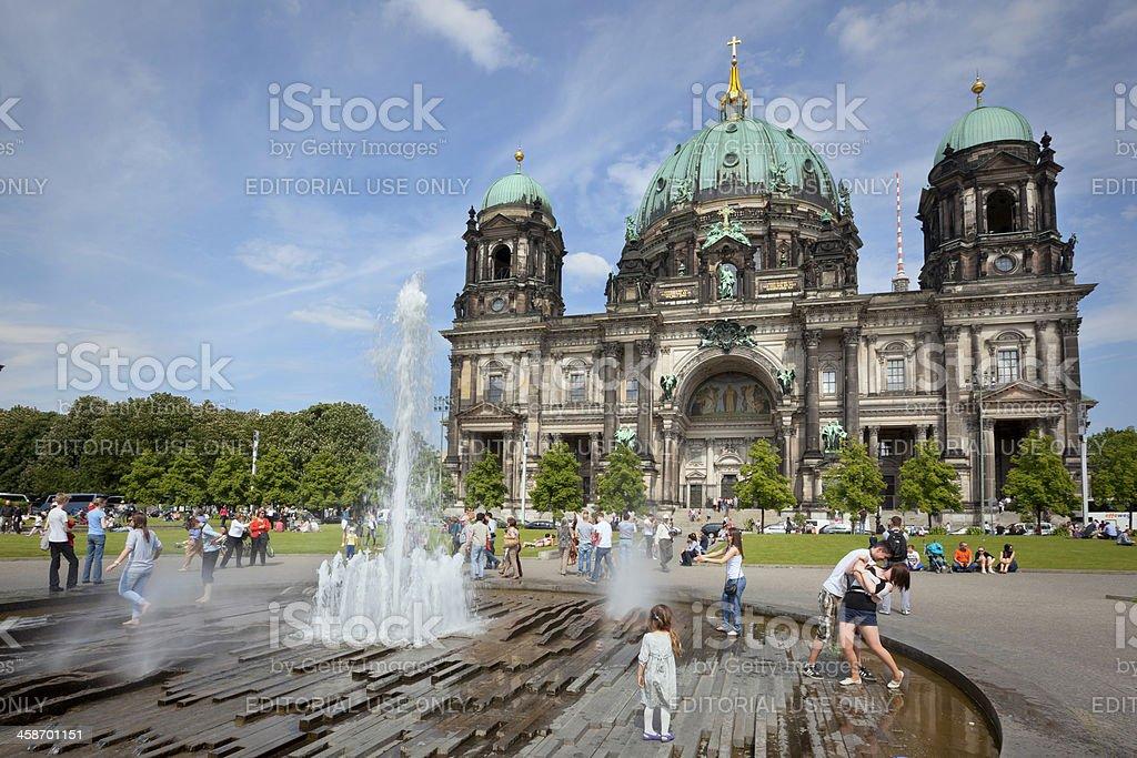 Lustgarten stock photo