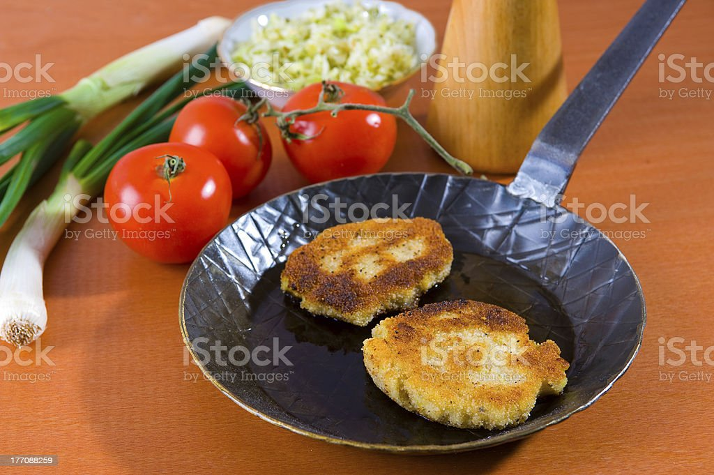 lusty food stock photo