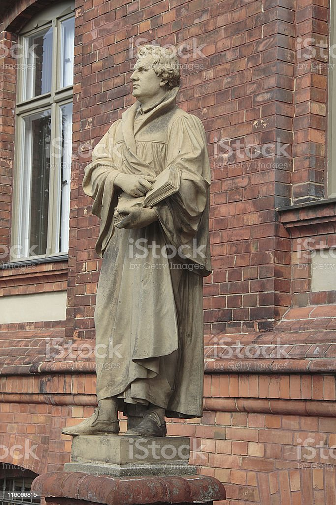 Luther 01 royalty-free stock photo
