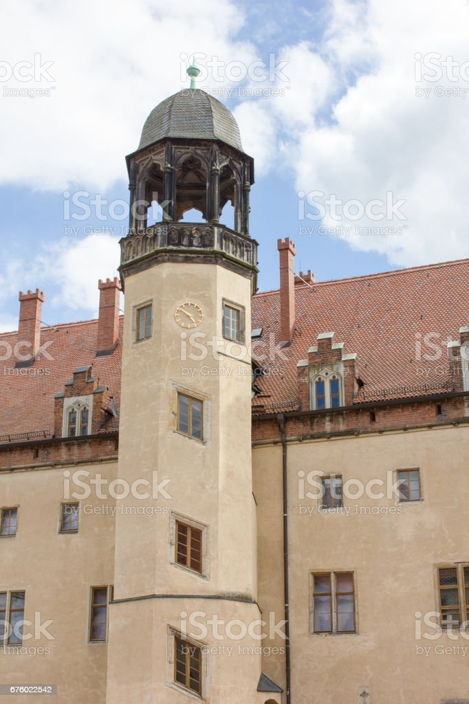 Luther House stock photo