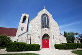 Lutheran Church in Forest Glen, Chicago
