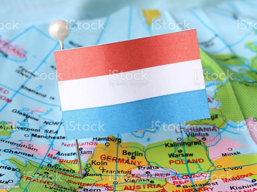 Luxembourg stock photo