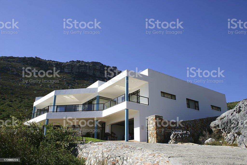 Luxerous house royalty-free stock photo