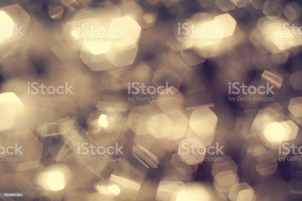 Luxury abstract bokeh defocused lights. stock photo