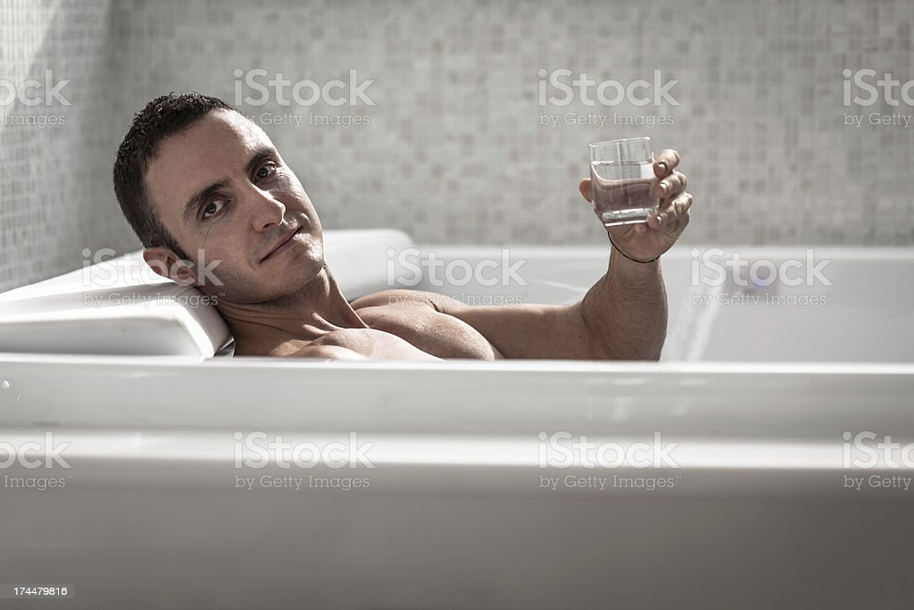 Luxury and wellness royalty-free stock photo