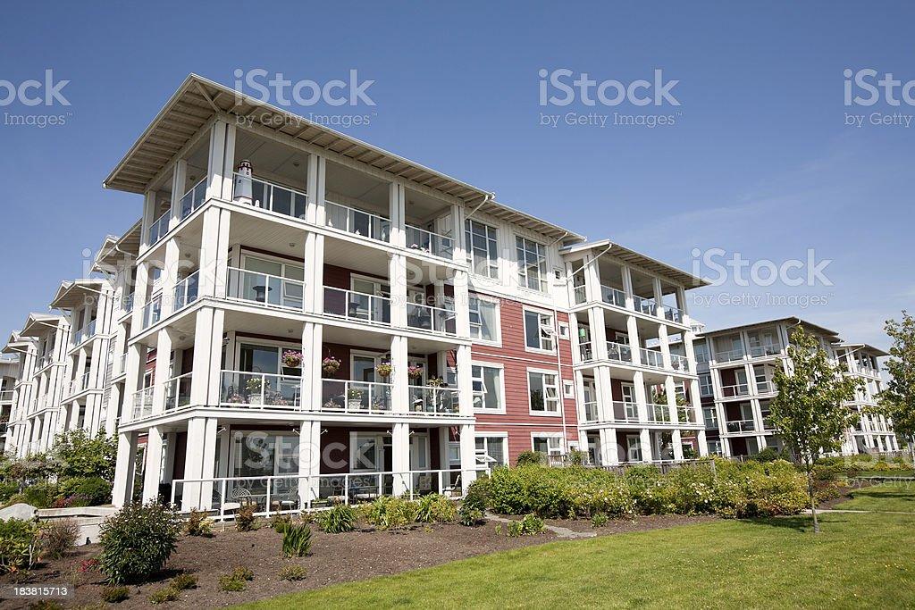 Luxury Apartment royalty-free stock photo