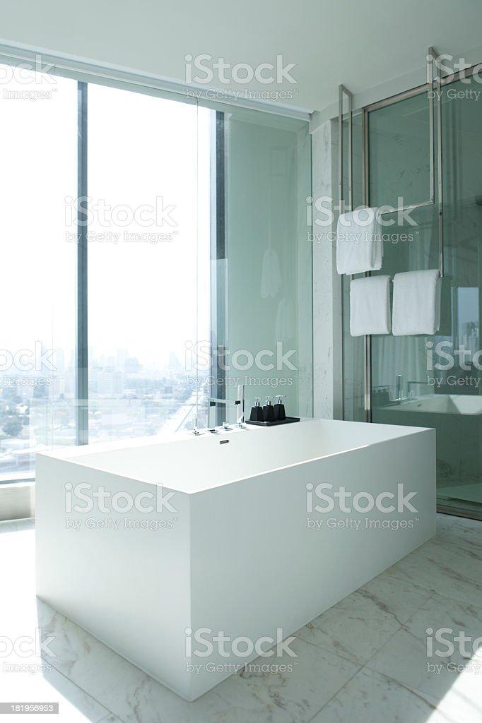 Luxury Bath royalty-free stock photo