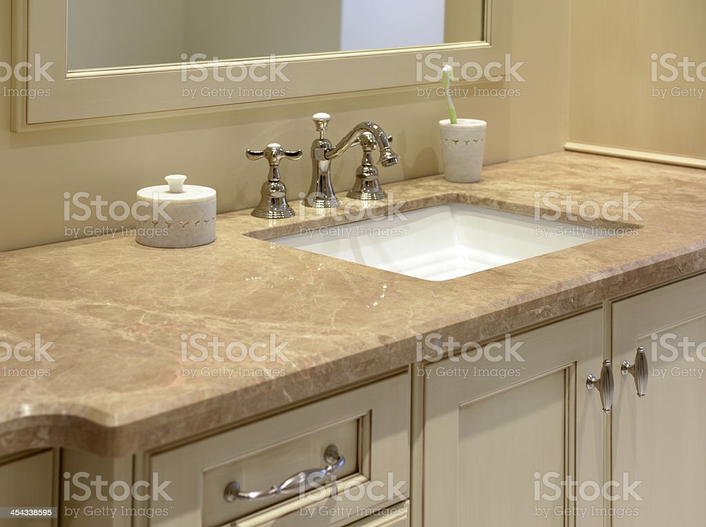 Luxury Bathroom royalty-free stock photo