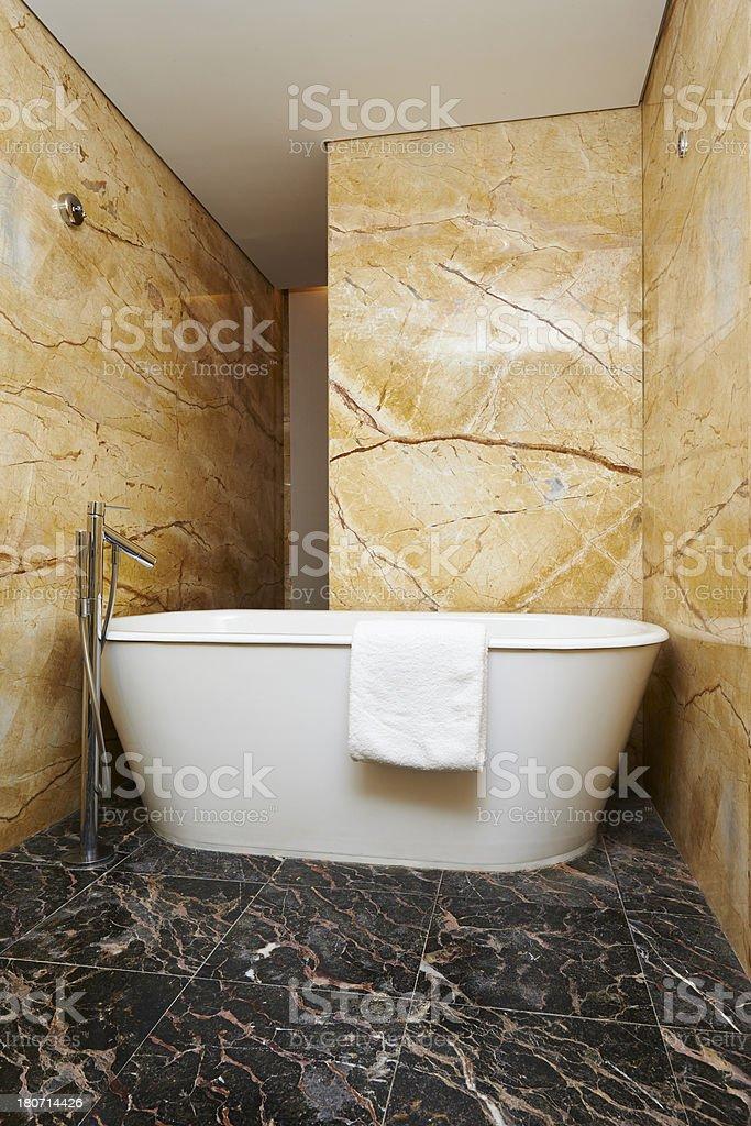 Luxury Bathtub royalty-free stock photo