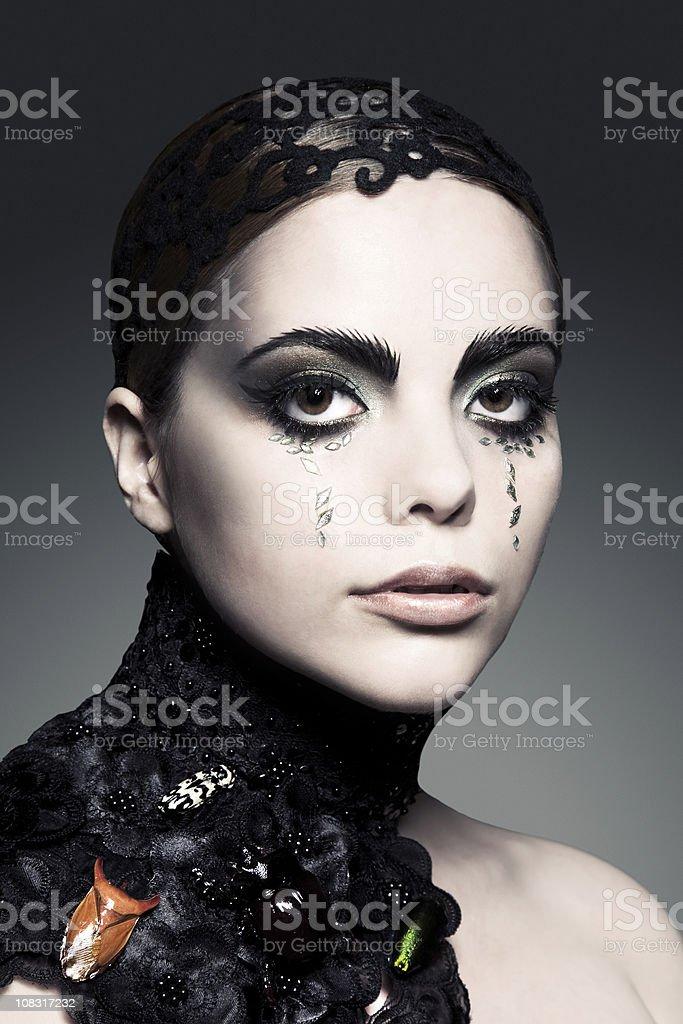 Luxury Beauty royalty-free stock photo