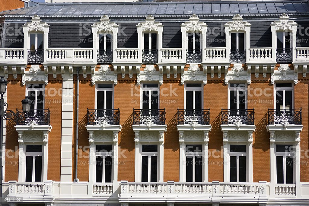 Luxury building royalty-free stock photo