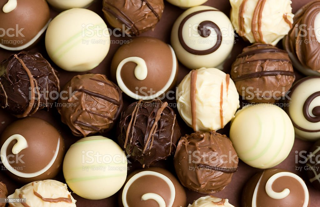 luxury Choclate royalty-free stock photo