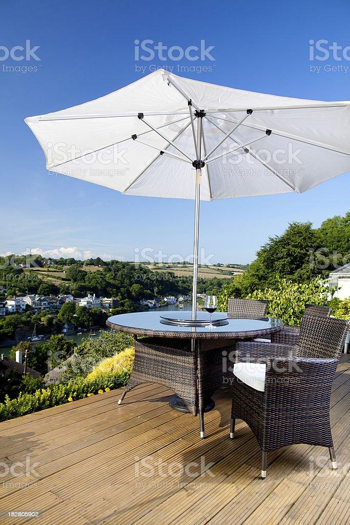 Luxury dining royalty-free stock photo