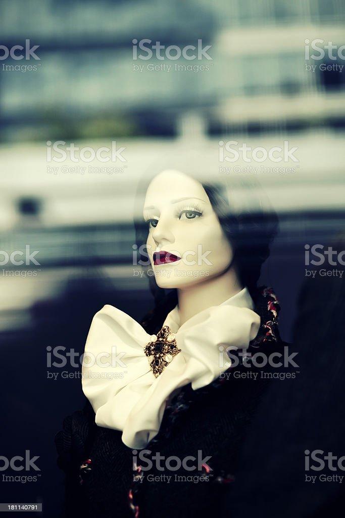 Luxury Fashion at 21th Century. royalty-free stock photo