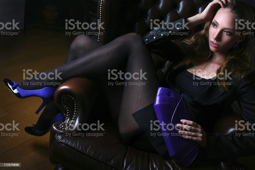 Luxury Fashion stock photo