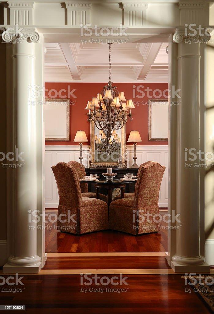 Luxury Foyer royalty-free stock photo