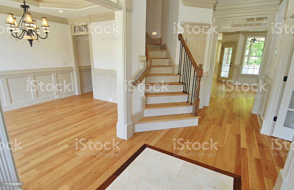 Luxury Foyer royalty-free stock photo