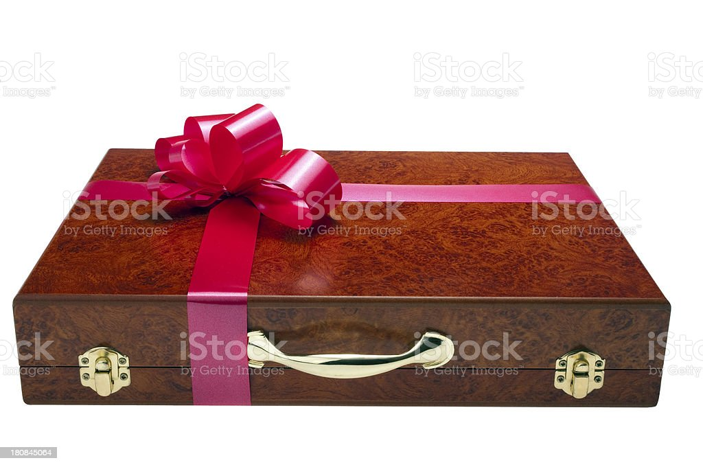 luxury gift royalty-free stock photo