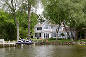 Luxury Home On The Lakefront