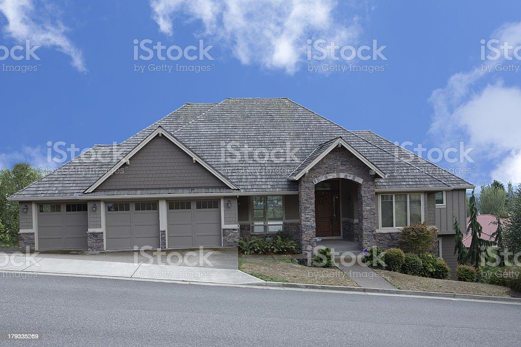 Luxury Home royalty-free stock photo