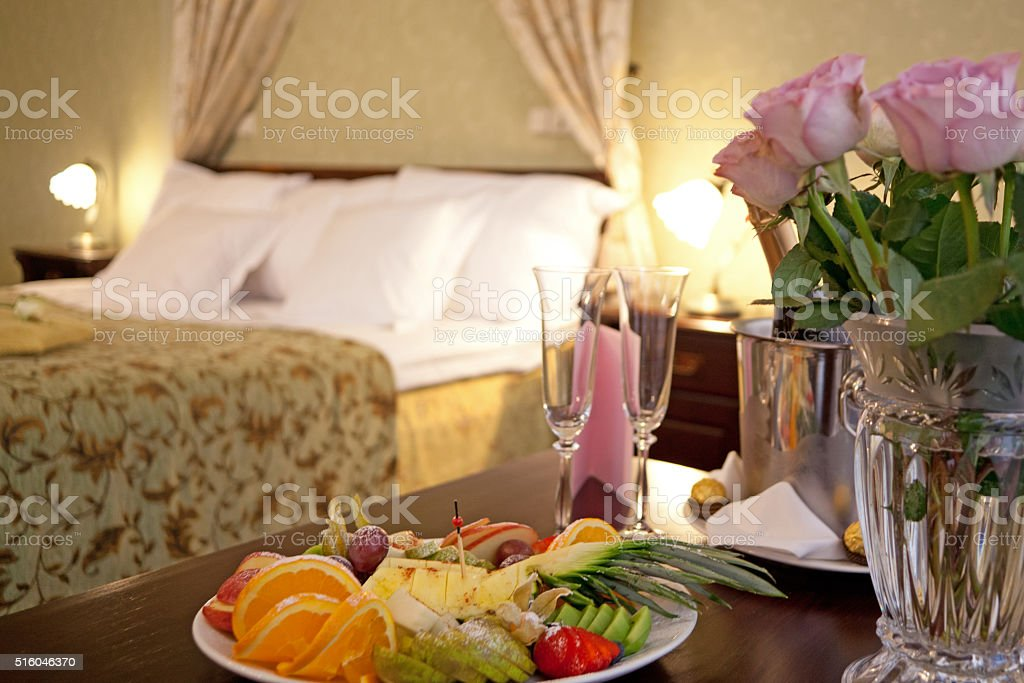 Luxury Hotel stock photo