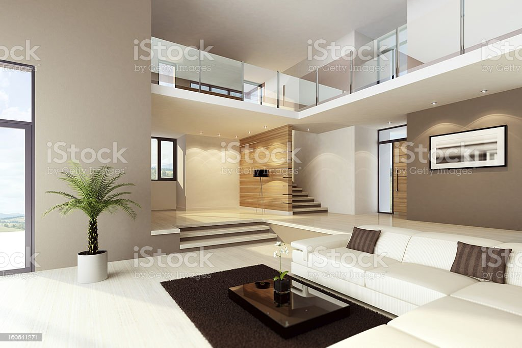 Luxury House Interior luxury house interior stock photo 160641271 | istock
