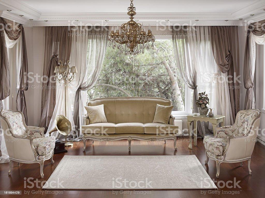 luxury house royalty-free stock photo