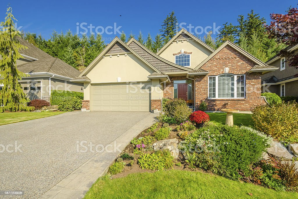 Luxury House royalty-free stock photo